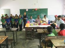 """COMMUNITY LAUNCH"" Kendriya Vidyalaya New Cantt, Prayagraj (first shift)"